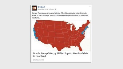 Come una bufala politica diventa virale su Facebook