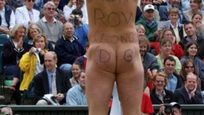 Lessons in the Art of Naked Pitch Invasions from the World's Most Prolific Streaker