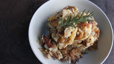 Trei feluri în care poți face piure de cartofi