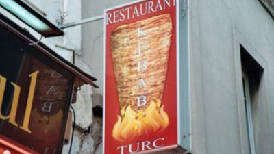 The Curious World of Kebab Restaurant Signs