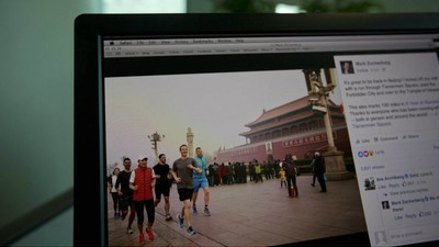 Facebook a inventat un sistem de cenzură ca să atragă China