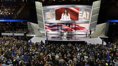 Was amerikanische Designer über Melania Trump denken