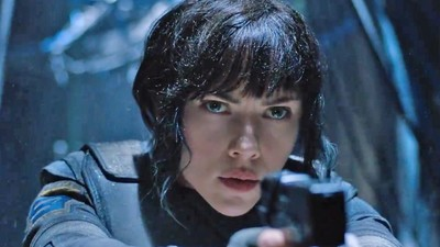 Watch Scarlett Johansson play a Japanese Cyborg in the Trailer for Ghost in the Shell