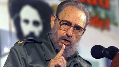 All the Weird Stuff You Probably Didn't Know About Fidel Castro