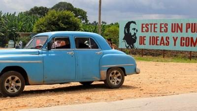 La Cuba de Castro en 15 mensajes revolucionarios