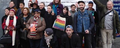 Meet the Activists Running London's First Queer Tour of LGBT History