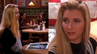 Un homenaje a Phoebe: la verdadera reina del estilo de 'Friends'