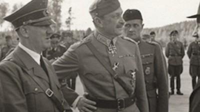 La storia dell'unica registrazione in cui Hitler parla con la sua voce naturale
