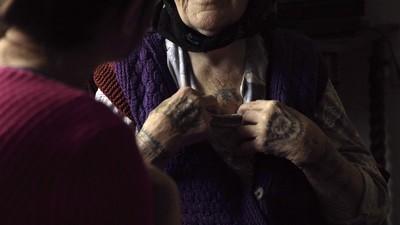 Le nonne tatuate