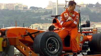 Villanos: Michael Schumacher, el diablo rojo de la F1