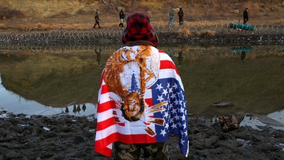 The Standing Rock 'Water Protectors' Vow to Stay No Matter What the Government Does