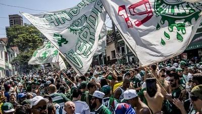 VICE 360: dentro da claque do Palmeiras