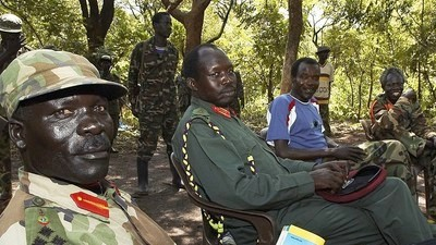What It Was Like to Be Joseph Kony's Bodyguard