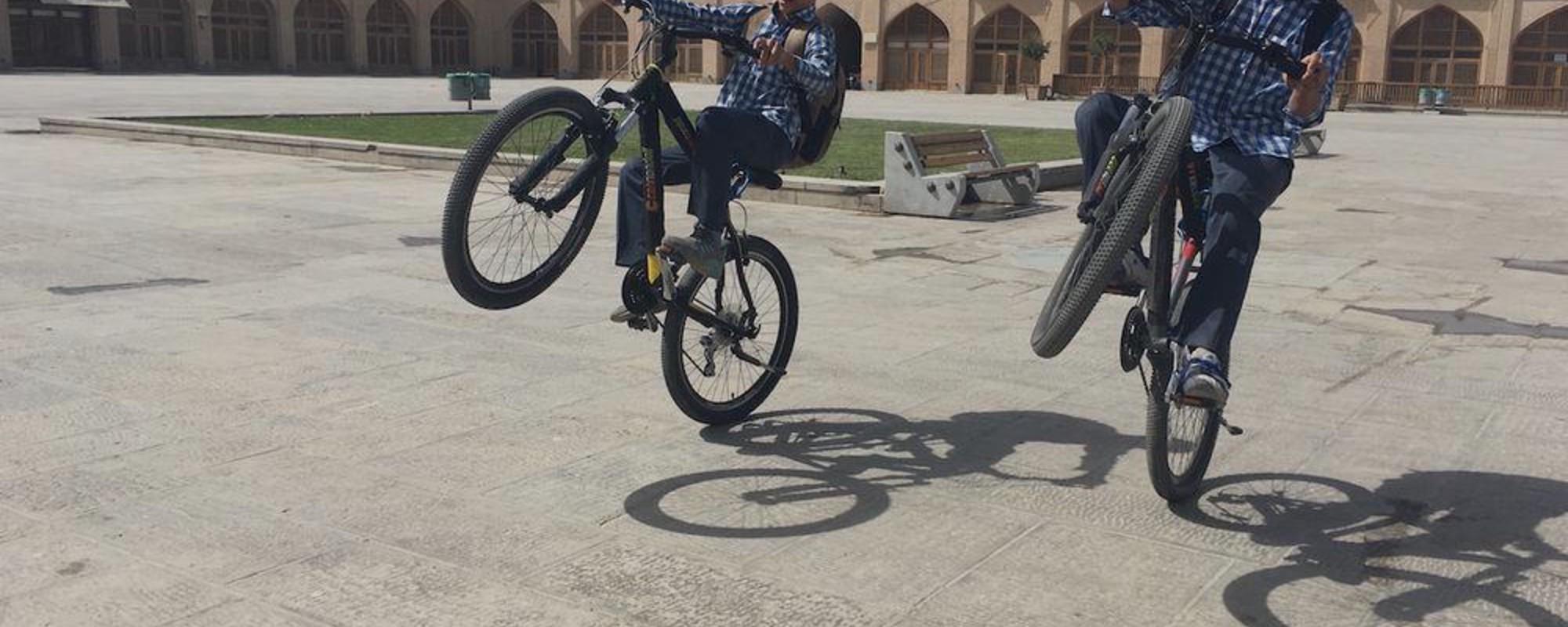 Mullahs, Skateparks, and Designer Knock-Offs: Inside Modern Iran