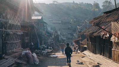 Die Geschichte der heimatlosen muslimischen Flüchtlinge aus Burma