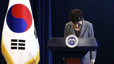 Making Sense of the Corruption Scandal Bringing Down South Korea's President