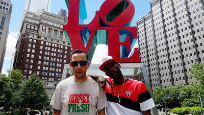 Stevie Williams Wants to Buy Love Park