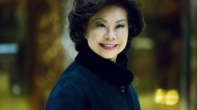Trump Is Expected to Name Elaine Chao as Transportation Secretary