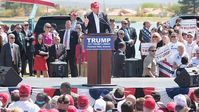 Trump Likes Campaign Rallies So Much He's Going to Keep Doing Them