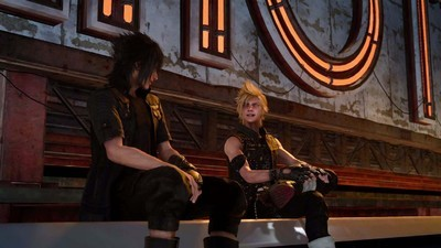 Voicing a 'Final Fantasy XV' Character Is a Strange Journey