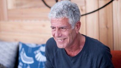 Anthony Bourdain Wants to Publish the Next Great Teen Novel