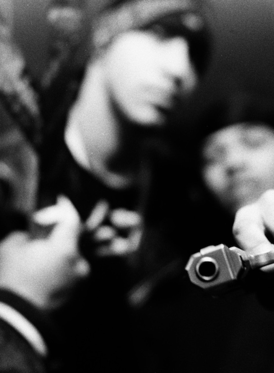 Grim Photos of Gang Life in Brooklyn from the Early 2000s