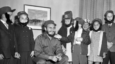 Cuban Humor Owes Everything to Fidel Castro