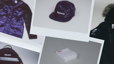 A Corporate Lawyer Explains Why He Traveled to Every Supreme Store on Earth