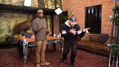 Desus and Mero Share Their Thoughts on Donald Trump's Flag Burning Tweet