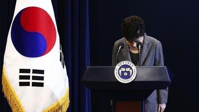 Entendendo o escândalo de corrupção que derrubou a presidente sul-coreana