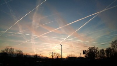 The Man Who Tricked Chemtrails Conspiracy Theorists