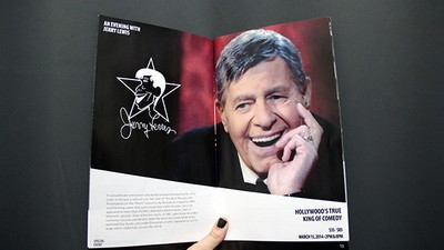 Jerry Lewis Is Still Alive (and Still a Piece of Shit)