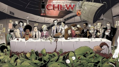 Why 'Chew' and Asian American Superheroes Still Matter