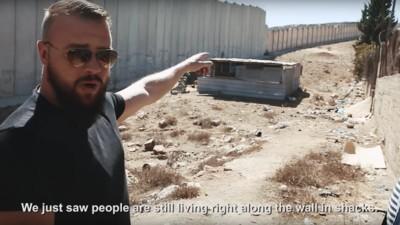 Der Anpacker im Westjordanland – Staiger über Kollegahs Palästina-Reise