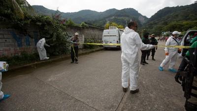 Desaparición forzada en Veracruz