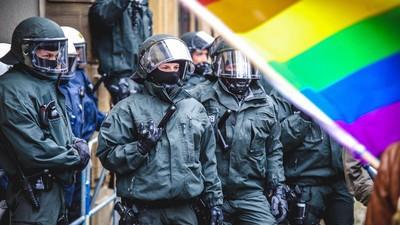 Die Gewalt gegen Homosexuelle ist in Deutschland 2016 explodiert