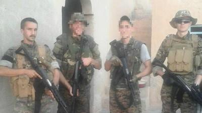 Die türkische Luftwaffe hat einen Deutschen in Syrien getötet