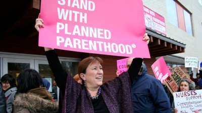 Your Local Health Clinic Probably Needs More Help Than Planned Parenthood