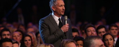How Gary Lineker Became the British Left's Loudest Voice