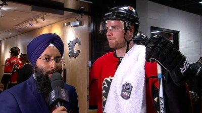 Harnarayan Singh Becomes First Sikh to Broadcast NHL Game in English