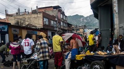Peter werd ontvoerd in Bogotá en haalde het nieuws met zijn ontsnapping