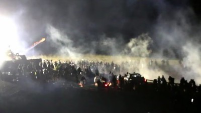 The Government Is Using a No Fly Zone to Suppress Journalism at Standing Rock