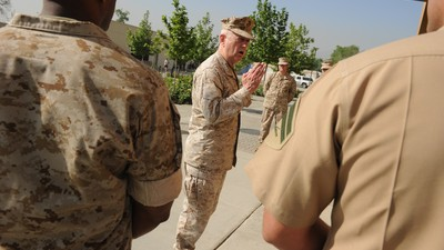 Trump Picks James 'Mad Dog' Mattis for Secretary of Defense