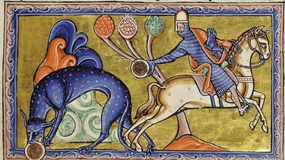 Manuscrisul ăsta vechi de 800 de ani te învăța care-s animalele care dau bășini ucigașe
