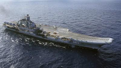 Flota navală rusească e într-o stare jalnică, deși Rusia se dă mare