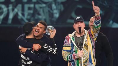 Es geht doch! Die Verleihung der 1LIVE-Krone war endlich mal keine einschläfernde Award-Show