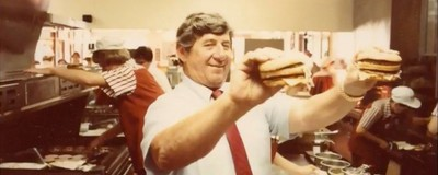 RIP Jim Delligatti: Inventor of the Big Mac and a True Cultural Poet