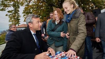 So geht es Hofer-Wählern in Van der Bellen-Hochburgen