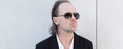 Lars Ulrich Almost Became a Professional Tennis Player