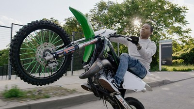 How Baltimore's Dirt Bike Riders Make a Living